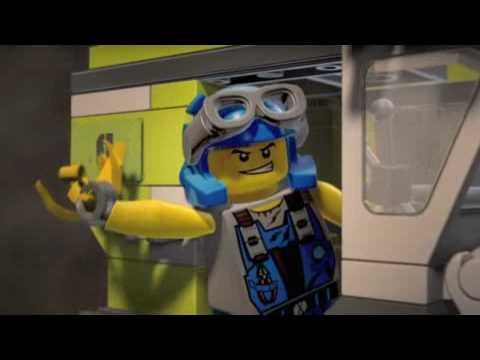 LEGO Power Miners - Trouble Underground