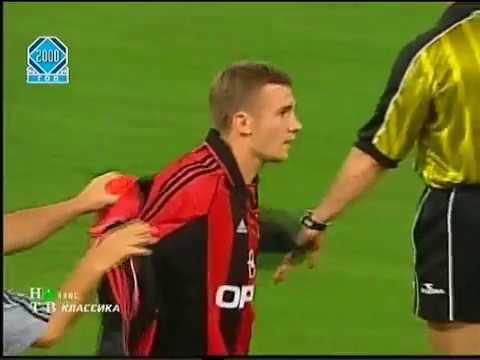 Lazio - Milan. Serie A-1999/00 (4-4)