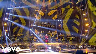 Download Lagu Hailee Steinfeld - Let Me Go (Live at Indonesian Choice Awards 2018 NET 5.0) Gratis STAFABAND