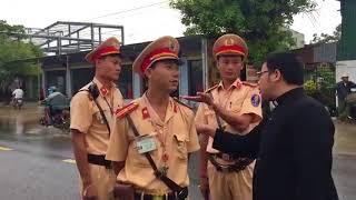 Lm Đặng Hữu Nam dạy luật CSGT Nghệ An trên đường đi tìm công lý cho Lê Đình Lượng