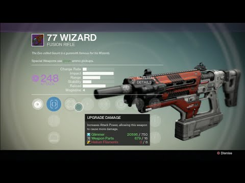 77 wizard destiny