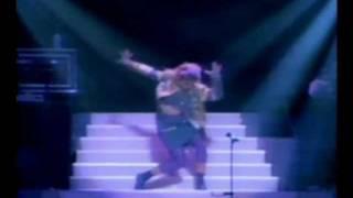 Madonna-The Virgin tour 1985 medley (Dress you up)