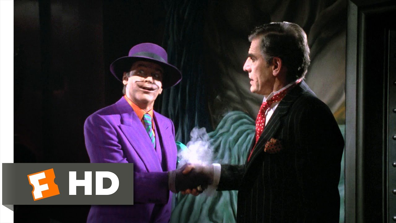 Death of Batman Movie Batman 2/5 Movie Clip a