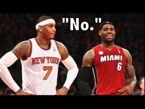 Will Carmelo Anthony Ever Win a Championship with the New York Knicks?