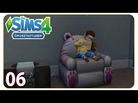 Tiere raten mit Papa #06 Die Sims 4 - We are Family [Spezialreihe Kleinkinder] - Let's Play