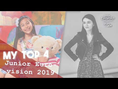 Junior Eurovision 2019 - My Top 4 w/ Rating & Comments +