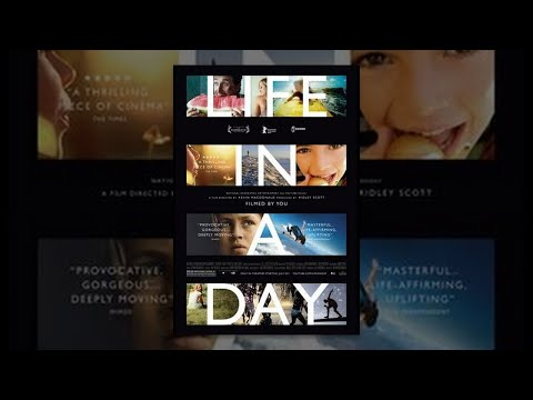 Life In A Day is a historic film capturing for future generations what it was like to be alive on the 24th of July, 2010. Executive produced by Ridley Scott and directed by Kevin Macdonald. Soundtrack available here @ http://goo.gl/N9F6O For more information on Life In A Day, visit http://www.youtube.com/lifeinaday.