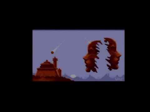 ICE BY THE SILENTS PART 1-2 - AMIGA DEMO 1991 MUSIC BY RAPHAEL GESQUA - AUDIOMONSTER