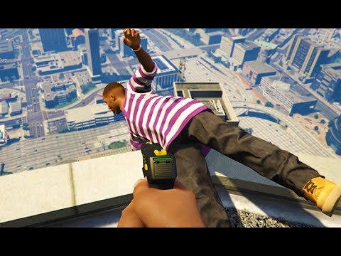 GTA 5 CRAZY Life Compilation (Grand Theft Auto V Gameplay Funny Moments)