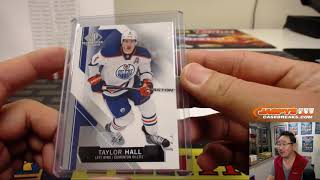 Fr, 01/18/19 || 2Box RT #5 || 2015-16 Upper Deck SP GAME USED Hockey (NHL)
