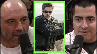 Former Mexican Border Agent on Sicario Accuracy, Cartels Being Designated as Terrorists | Joe Rogan
