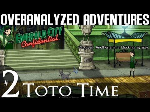 Emerald City Confidential | #2: Toto Time!