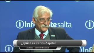 ¿Quién es Carlos Zapata?