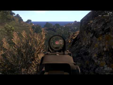 Arma 3 Alpha - Infantry Gameplay @ 2560x1440 Ultra Graphics [HD]