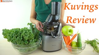 Kuvings Whole Slow Juicer B6000s Reviews : Kuvings B6000 vs Omega vSJ843QS Juicer Showdown!. ????? ?? ???? ?????????