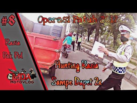 #8 Hunting Razia Operasi Patuh Jaya 2017 thumbnail
