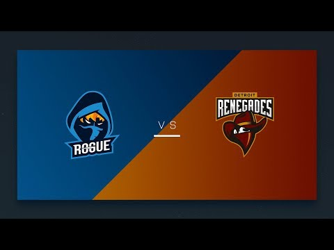 CS:GO - Rogue vs. Renegades [Mirage] Map 2 - NA Day 22 - ESL Pro League Season 6