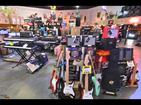 Paragon Music Center | Tampa, FL | Music Stores
