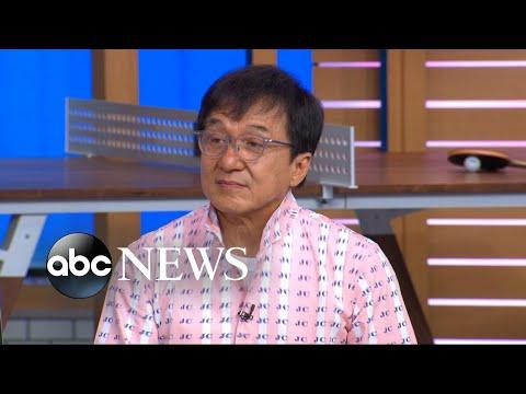 Download  Jackie Chan talks about his most harrowing film stunts and working with Bruce Lee Gratis, download lagu terbaru