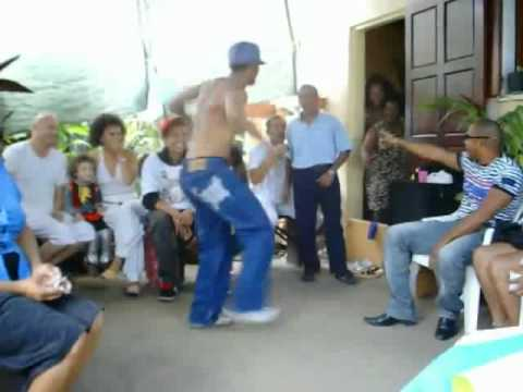 Dad vs Son - Dance Battle