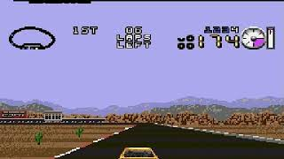 ESPN Speed World (USA) Sega Genesis INGAME