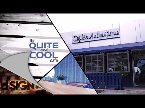 The Quite and Cool Cafe - d'SIGN