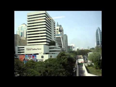 BTS Skytrain Bangkok: Phloem Chit – Chit Lom (2008)