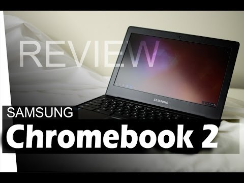 Samsung Chromebook 2 - REVIEW