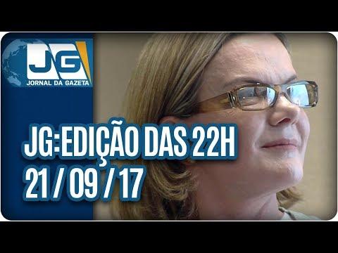 Jornal da Gazeta - Edição das 10 - 21/09/2017