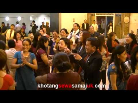 khotang sewa samaj uk 2012 gathering in basingstoke