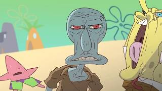 The SpongeBob SquarePants Anime - OP 1 [1080P 60FPS]