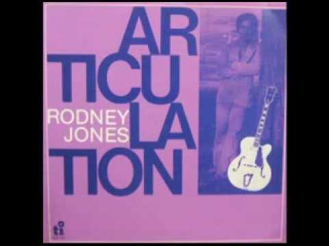 Rodney Jones -- Articulation