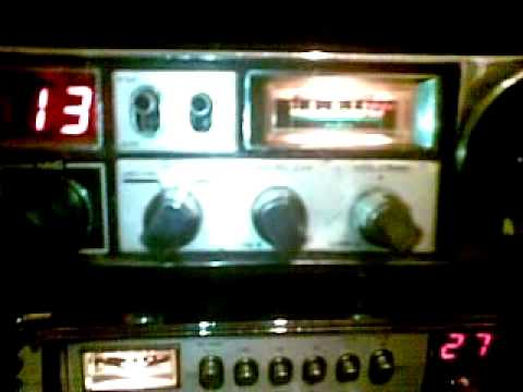 RETRO CB RADIO'S SUPERSTAR 2000 HAM INTERNATIONAL MULTIMODE 2 COMMTRON NATO