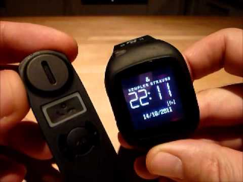 W Phonewatch video recensione