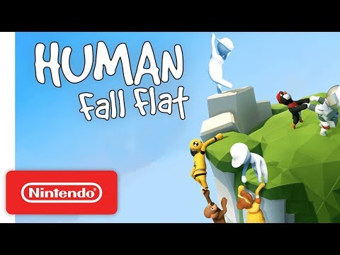 Human: Fall Flat - Multiplayer Update Trailer - Nintendo Switch