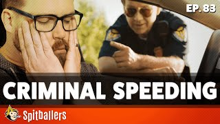 Criminal Speeding & A Disney Princess Battle - Episode 83 - Spitballers Comedy Show