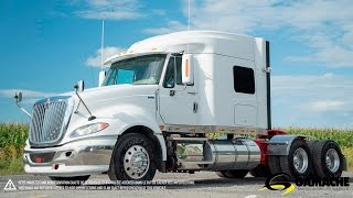 2013 INTERNATIONAL PROSTAR + 125 TRUCK FOR SALE