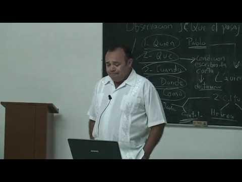 Estudio Inductivo #2 - Santiago Medina - Escuela Biblica