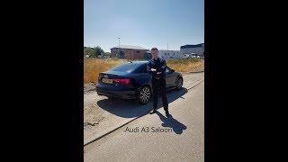 2018 Audi A3 Saloon TDI Black Edition Review