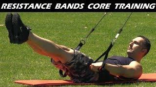 Resistance Bands Core Training | Core Centric Workout