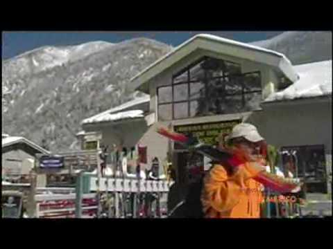 Travel Guide New Mexico tm The Village of Taos Ski Valley Winter