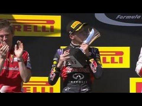 Формула-1. Даниил Квят посвятил свой успех памяти Жюля Бьянки