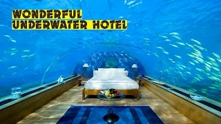 13 Gorgeous Underwater Hotel That Offer Great Experiences