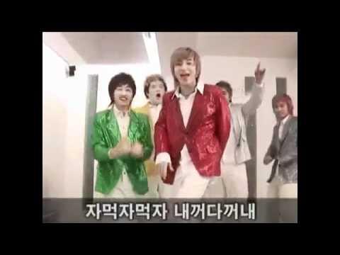 Super JuniorT-顛倒歌 [哥哥們玩瘋了].mp4