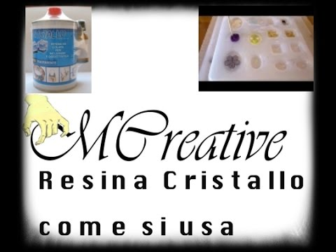 RESINA CRISTALLO: come si usa Music Videos