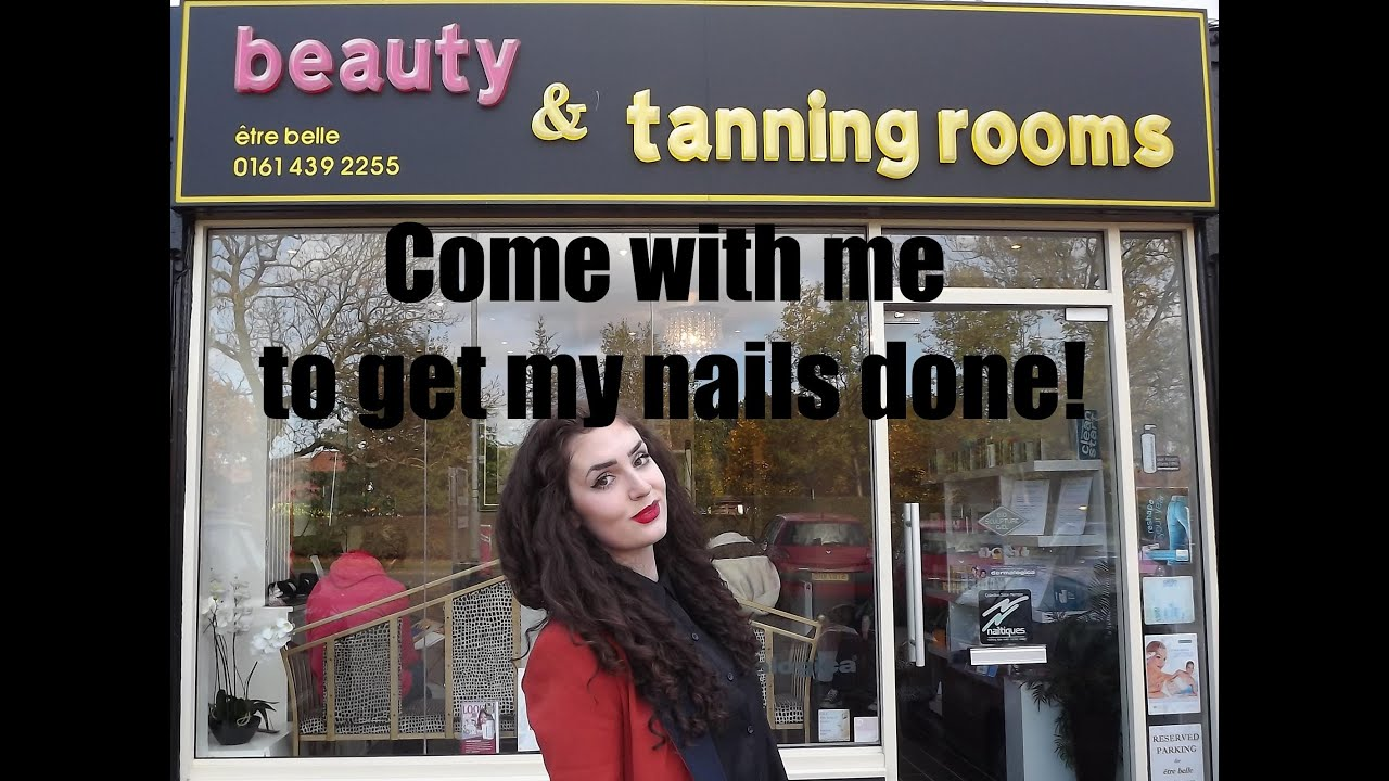 how to get my nails done