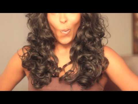 MyBeautyQ.com Beshe Ls- Ferre synthetic lace wig show & tell