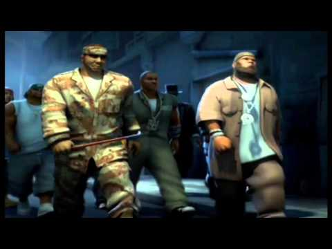 Def Jam Fight For New York (intro) Hd video