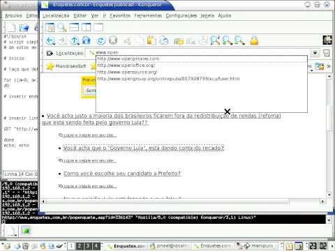 Nao é Paniquetes em Tambaba sem tarjas! é Hacking Enquetes