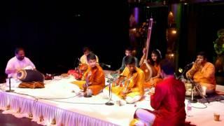 Kartigan and Ramanan Violin Arangetram - Thamatham Thagathaiya